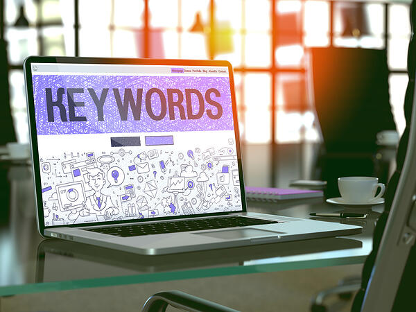 Les bons mots-clés pour un contenu web bien référencé