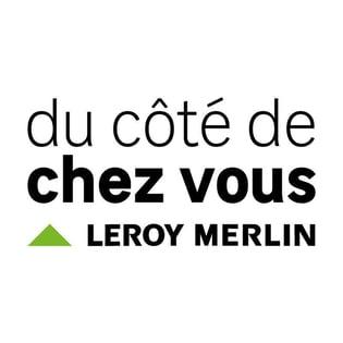 """Photo de profil de la page Facebook """"Du côté de chez vous"""" de Leroy Merlin"""
