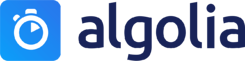 Logo d'Algolia