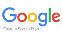 Logo de Google Custom Search Engine