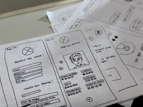 ux design - ux writing